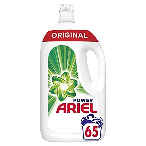 Ariel Original Lessive Liquide, 65 Lavages (3.575L) - Lot de 2