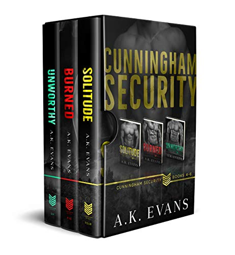 Cunningham Security Box Set 2 (English Edition)