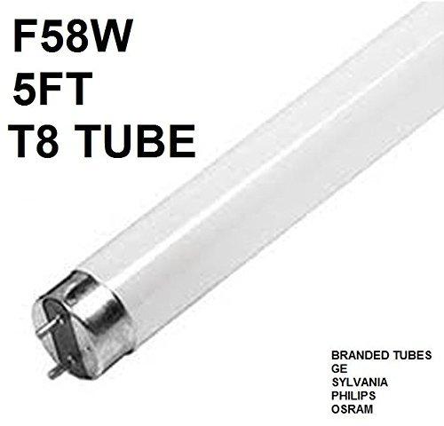 6 x 1.52 meters T8 Leuchtstoffröhre, 58 W, 840, Kühles Weiß