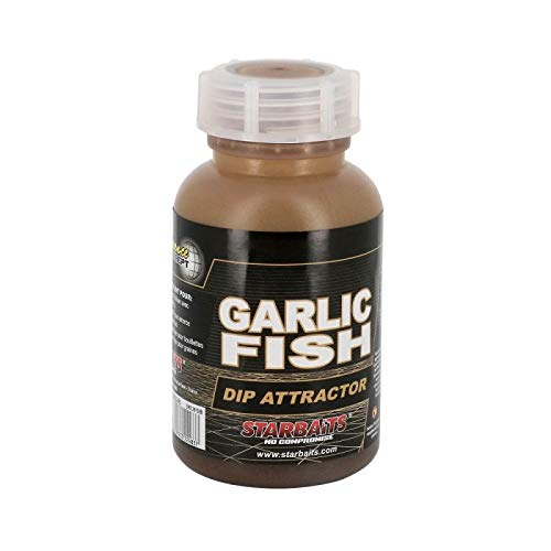 Starbaits - Dip Attractor Garlic Fish 200Ml - 22483
