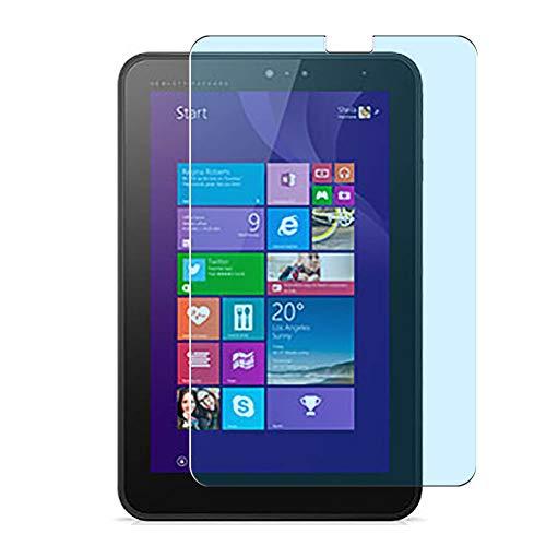 Vaxson 2 Stück Anti Blaulicht Schutzfolie, kompatibel mit HP Pro Tablet 408 G1 8