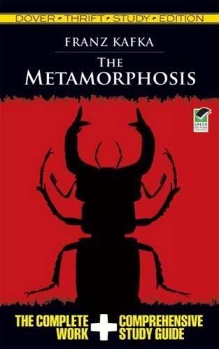 Top 10 kafka metamorphosis study guide for 2021