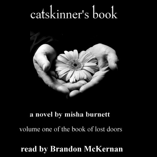 Catskinner's Book audiobook cover art