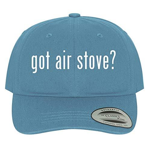BH Cool Designs got air Stove? - Men's Soft & Comfortable Dad Baseball Hat Cap, Light Blue, One Size