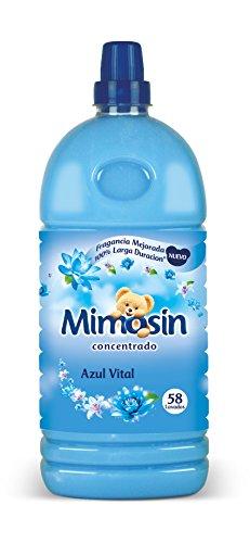 Mimosín Azul Vital Suavizante Concentrado para 58 lavados - 1 Suavizante