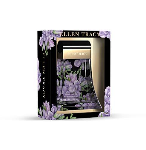 Ellen Tracy Radiant Purple Window Box Eau De Parfum Spray, 3.4 Ounce