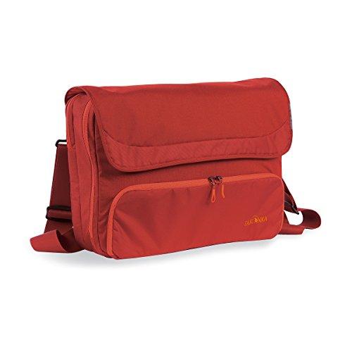 Tatonka Sac de Office Shoulderbag Unisexe, Mixte, Office Shoulderbag, Redbrown