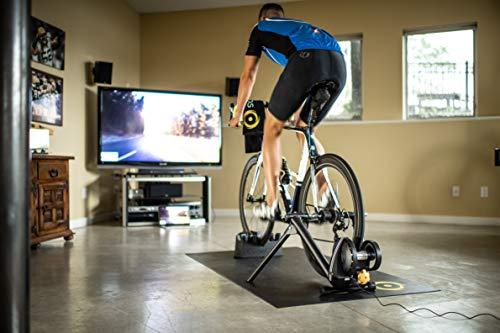 Saris CycleOps Training Mat for Indoor Bike Trainers, Original Trainier Mat