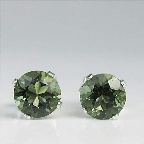 Best moldavite stud earrings for 2021