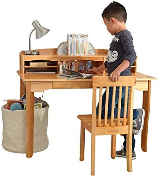 KidKraft Avalon Desk And Chair Natural