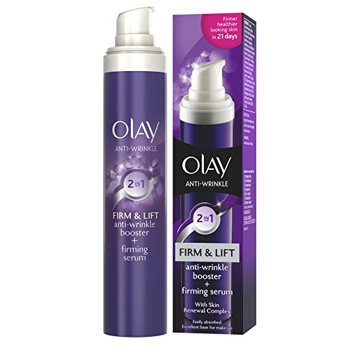 Olay Anti-Arrugas Firma y 2en1 Lift Antiarrugas Booster Serum Reafirmante 50ml