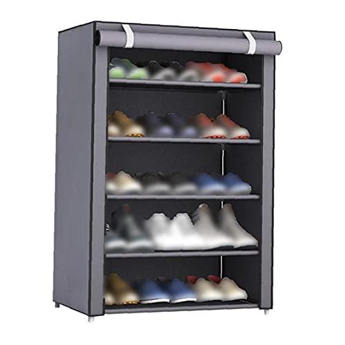 Gracy La Tela no Tejida Zapatos Rack Zapatos Organizador habitación Dormitorio de Calzado Bastidores, Zapatero