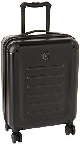 Victorinox Spectra 2.0 Hardside Spinner Suitcase, Black, Carry-On, Global (21.7')