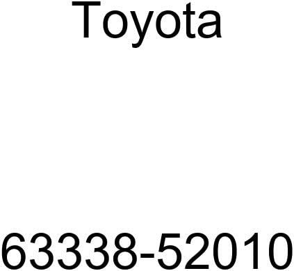 TOYOTA Genuine 63338-52010 Sunroof Headlining All items in the store Protector Max 63% OFF Trim