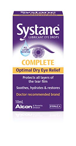Systane Complete Lubricant Dry Eye Drops