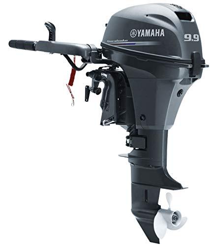 Prowake Außenborder Yamaha F9.9 JMHS: 9,9 PS Kurzschaft / 212ccm 2-Zylinder Außenbord-Bootsmotor