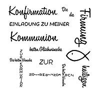 ドイツの透明クリアシリコンスタンプ/DIYスクラップブッキング用シール/フォトアルバム装飾クリアスタンプG013