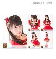 NMB48個別生写真5枚セット 2015.November 渋谷凪咲(TeamBII)