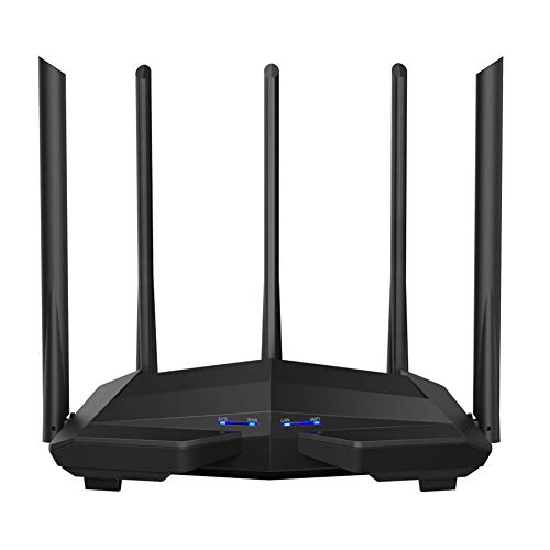 JINSE WiFi router Wireless Repeater WiFi repeater 5 * 6dbi High Gain antennes bredere dekking eenvoudige installatie
