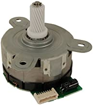 HP RM1-8358-000CN Drum motor (M102) assembly - Drives the photosensitive drum, primary charging roller, and transfer roller
