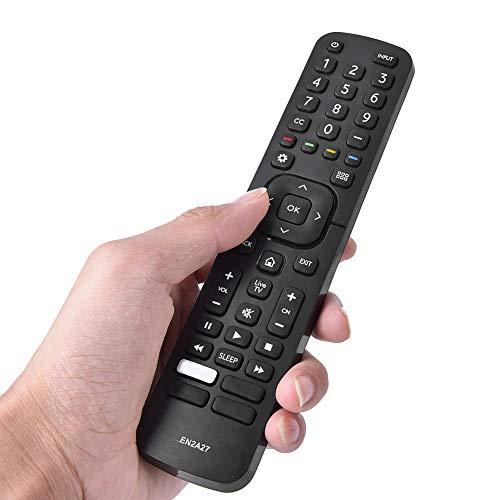 Vcriczk Control Remoto Profesional, Control Remoto Inteligente para el hogar pequeño, para el hogar EN2A27 Hisense
