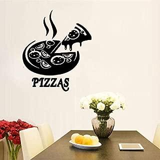 CECILIAPATER Wall Decal Window Sticker Italy Sticker Food Pizza Pasta Italian Cuisine t565