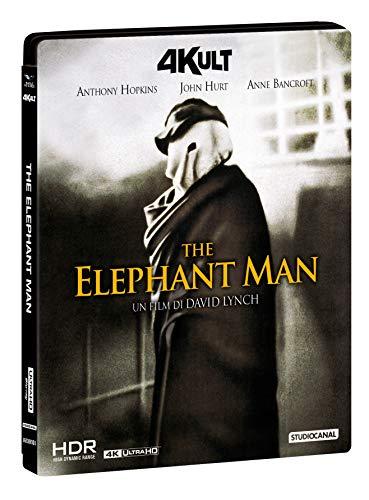 "The Elephant Man ""4Kult"" (4K+Br) + Card Numerata"