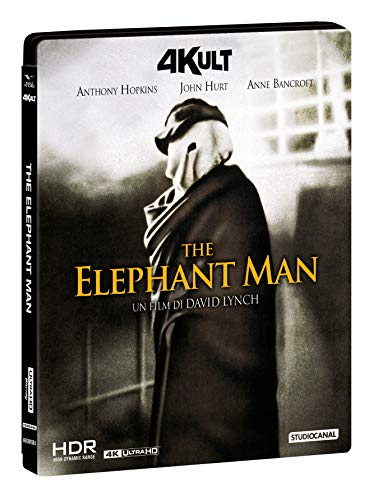 The Elephant Man '4Kult' (4K+Br) + Card Numerata