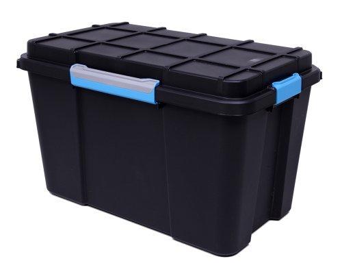 Ondis24 Multifunktionsbox Scuba XL wasserdicht Outdoor Kiste Box abschließbar
