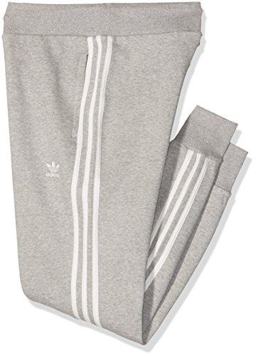 adidas Flock TP Fleece Pantalon pour Femme, Taille 40 Gris