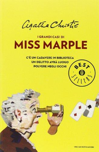 I grandi casi di Miss Marple: C'è un cadavere in biblioteca-Un delitto avrà luogo-Polvere negli occhi