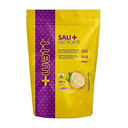 +Watt Sali+ Electrolyte - Doypack Da 600g (Limone)