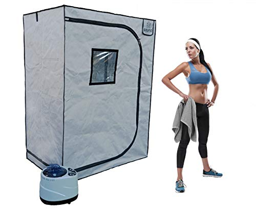 Sauna Rocket | 2-Person Home Steam Sauna Kit for Recovery, Weight Loss, Relaxation - Patent Pending