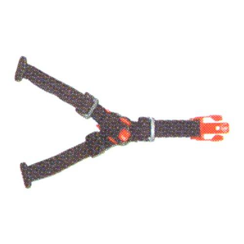 HAMAX Kinder Sicherheitsgurt-2122801500 Sicherheitsgurt, schwarz, 40 x 10 x 10 cm
