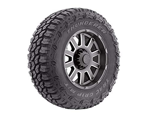Thunderer R408 Trac Grip M/T Mud-Terrain Tire LT35/1250R18 122Q 12 Ply Rating 21 32nds Tread Depth
