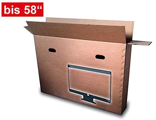 Verpackungsset TV bis ca. 55