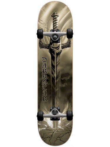 Darkstar Komplett Skateboard FP Sword Gold, Multi Color, 11314066