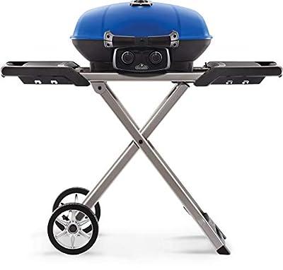 Napoleon TQ285XBL1 Propane Gas Grill, Blue