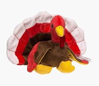 TY Gobbles the Turkey Beanie Baby by Ty