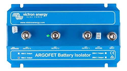 Victron Energy ARG100301020R Argofet 100-3 Three 100 A, 3 baterías 100A