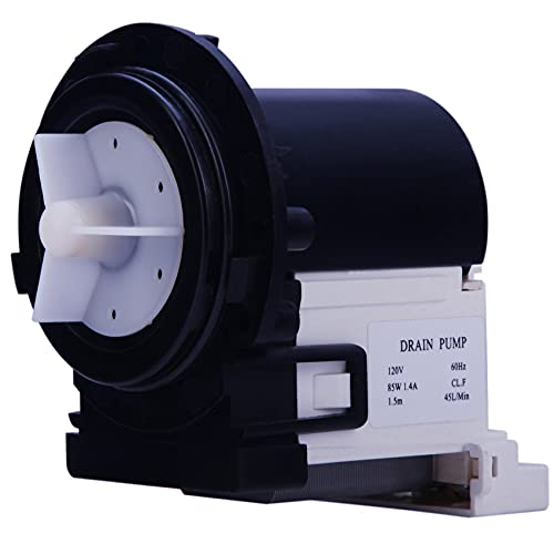 4681EA2001T Washer Drain Pump Motor Compatible with Kenmore and LG...