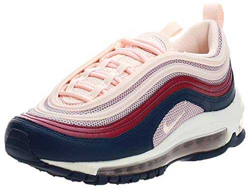 Nike Women's Shoes Sneakers W AIR MAX 97 in Multicolored Fabric 921733-802