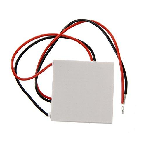 dispositivo di raffreddamento termoelettrico Peltier - TOOGOO(R) 100W TEC1-12709 raffreddamento termoelettrico Peltier 12V
