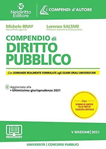 Compendio di diritto pubblico. Nuova ediz.