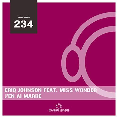 Eriq Johnson & Miss Wounder