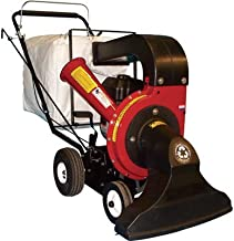 Merry Mac Walk-Behind Vacuum/Chipper/Bagger - 250cc Briggs & Stratton Powerbuilt Engine with Electric Start, Model Number VCB1102EM