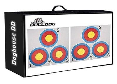 Bulldog Targets Double Dog Archery Target