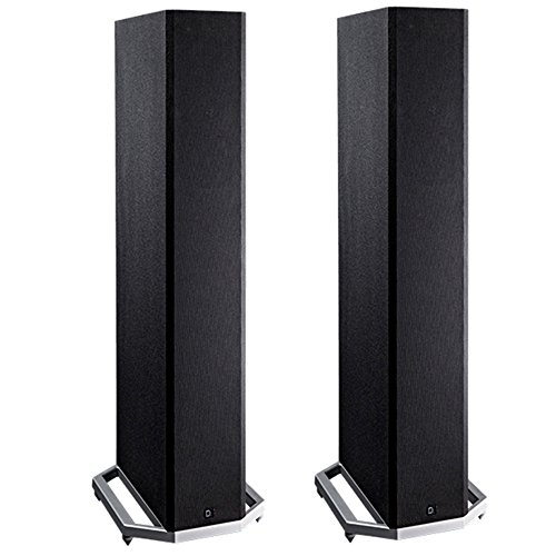 Fantastic Deal! Definitive Technology BP9020 High-Performance Tower Speaker with Integrated 8 inch P...
