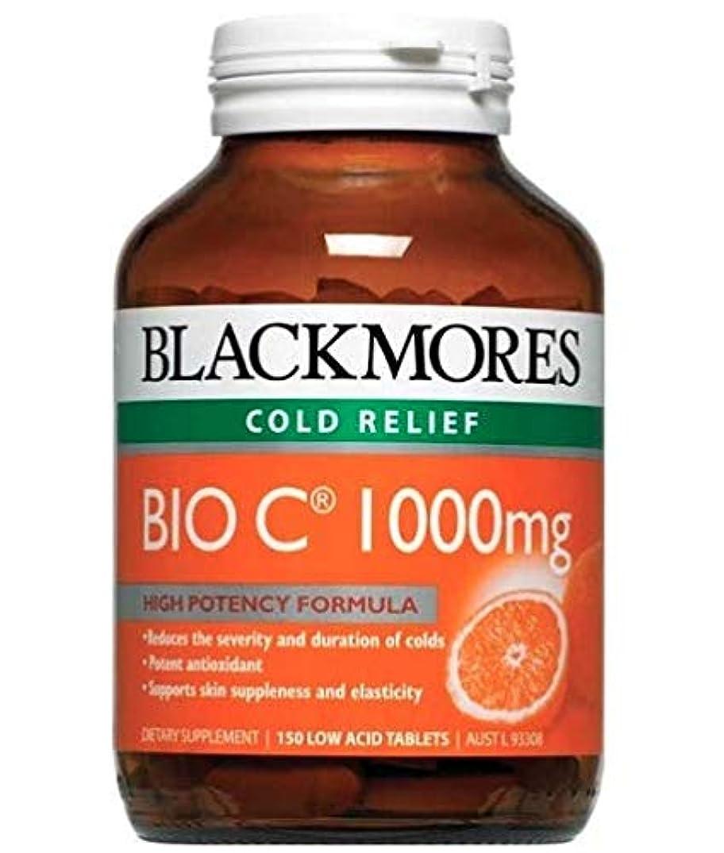 ペック数学湿原Blackmores Bio C 1000mg 150錠 (ビタミンC) [豪州直送品] [並行輸入品]