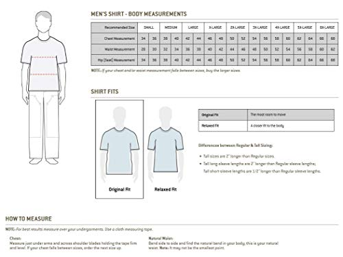 Fashion Shopping Carhartt Men's K87 Workwear Pocket Short Sleeve T-Shirt